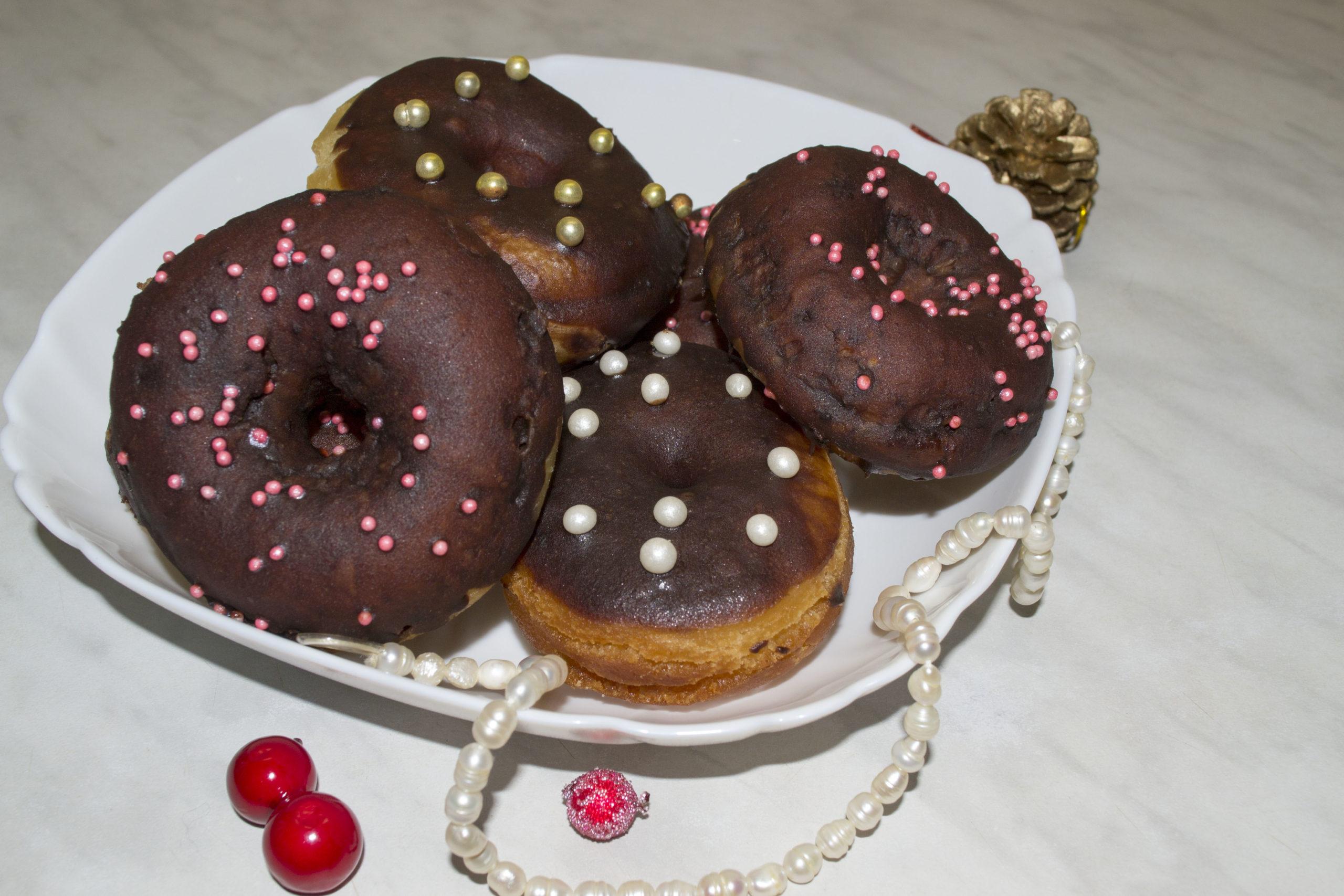 Донати: американські пончики - рецепт