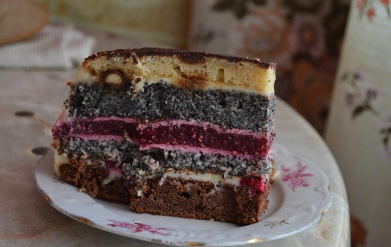 торт літня красуня