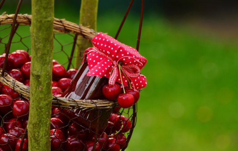 варення вишні з шоколадом
