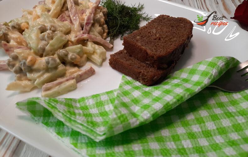 салат 5 хвилин